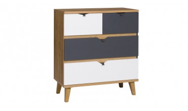 chest-of-drawers - Memo M K4SZ Chest of Drawers - 1