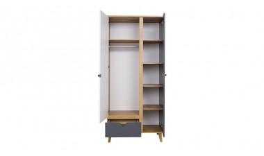 wardrobes - Memo M SZ2D1SZ Wardrobe - 2