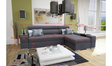 corner-sofa-beds - Orlando - 2