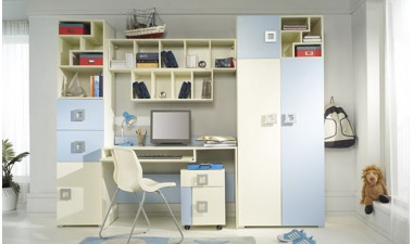 kids-wall-units - Bambi II