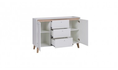 furniture-shop - Ovi OV K2D1SZ 135 Chest of drawers - 2