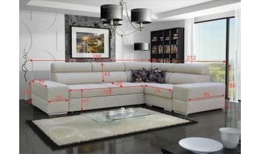 corner-sofa-beds - Kalipso - 2
