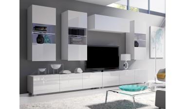 wall-units - EVO XI white - 1
