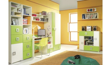 kids-and-teens-wall-units - Bambi IV - 1