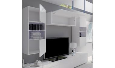wall-units - EVO XI white - 4