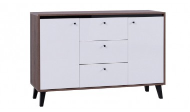 furniture-shop - Ovi Gloss Chest of drawers OVG K2D1SZ - 1