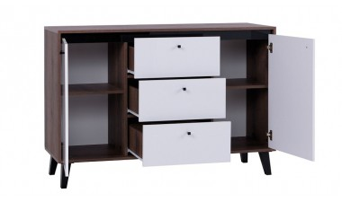 furniture-shop - Ovi Gloss Chest of drawers OVG K2D1SZ - 2