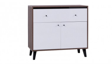 furniture-shop - Ovi Gloss Chest of drawers - 1