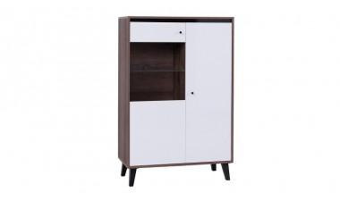 furniture-shop - Ovi Gloss OVG WIT 90 Cabinet - 1
