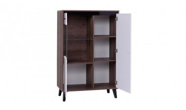 furniture-shop - Ovi Gloss OVG WIT 90 Cabinet - 2