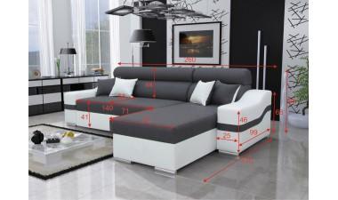 corner-sofa-beds - Magma mini - 2