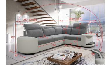 corner-sofa-beds - Luko - 2