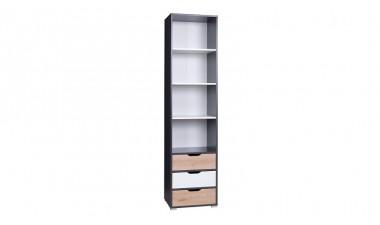 bookcases - Iwo IW R3SZ Bookcase - 1