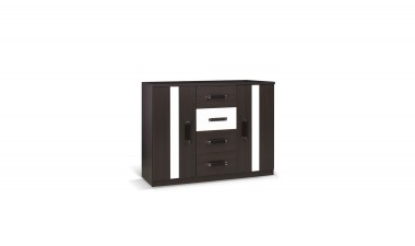 chest-of-drawers - Malmo 2D4SZ - 1