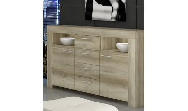 chest-of-drawers - Roni SK155 Chest of drawer - 2
