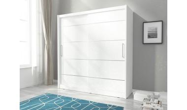 wardrobes - Maja Alu 180 - 2