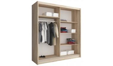 wardrobes - Maja Alu 180 - 3